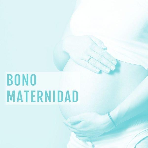bono asesoramiento nutricional maternidad